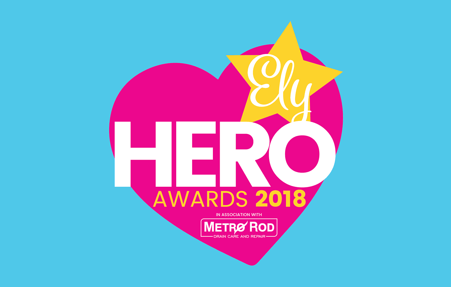 Ely Hero Awards banner