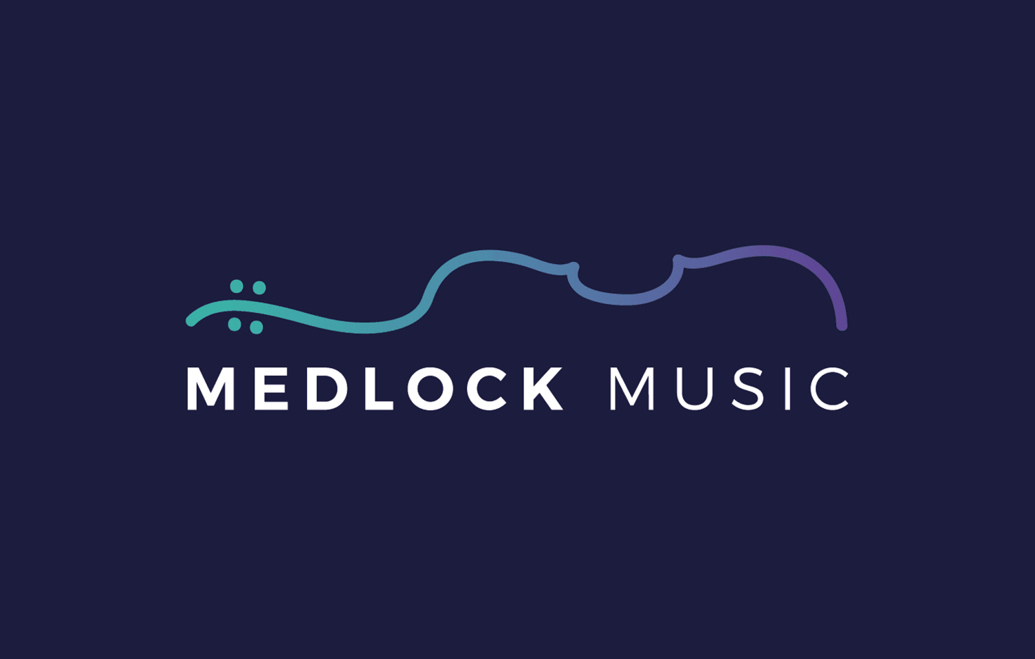 medlock musica logo explanation