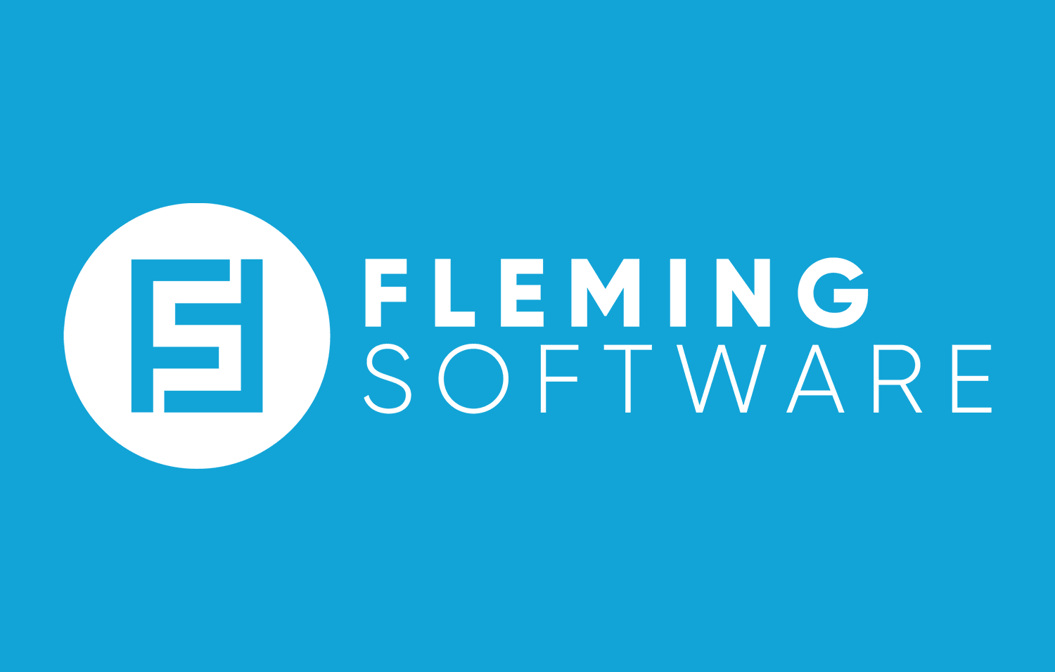 Fleming software logo explanation