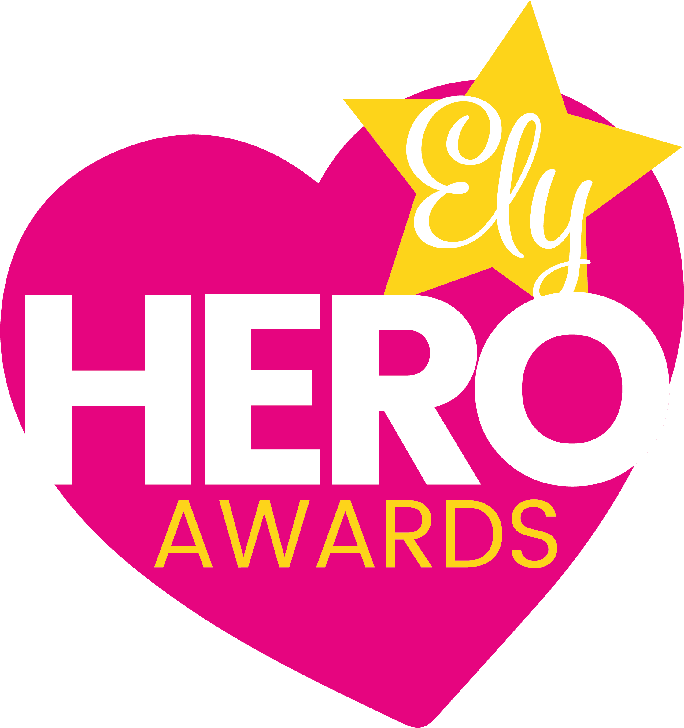 Ely hero awards logo