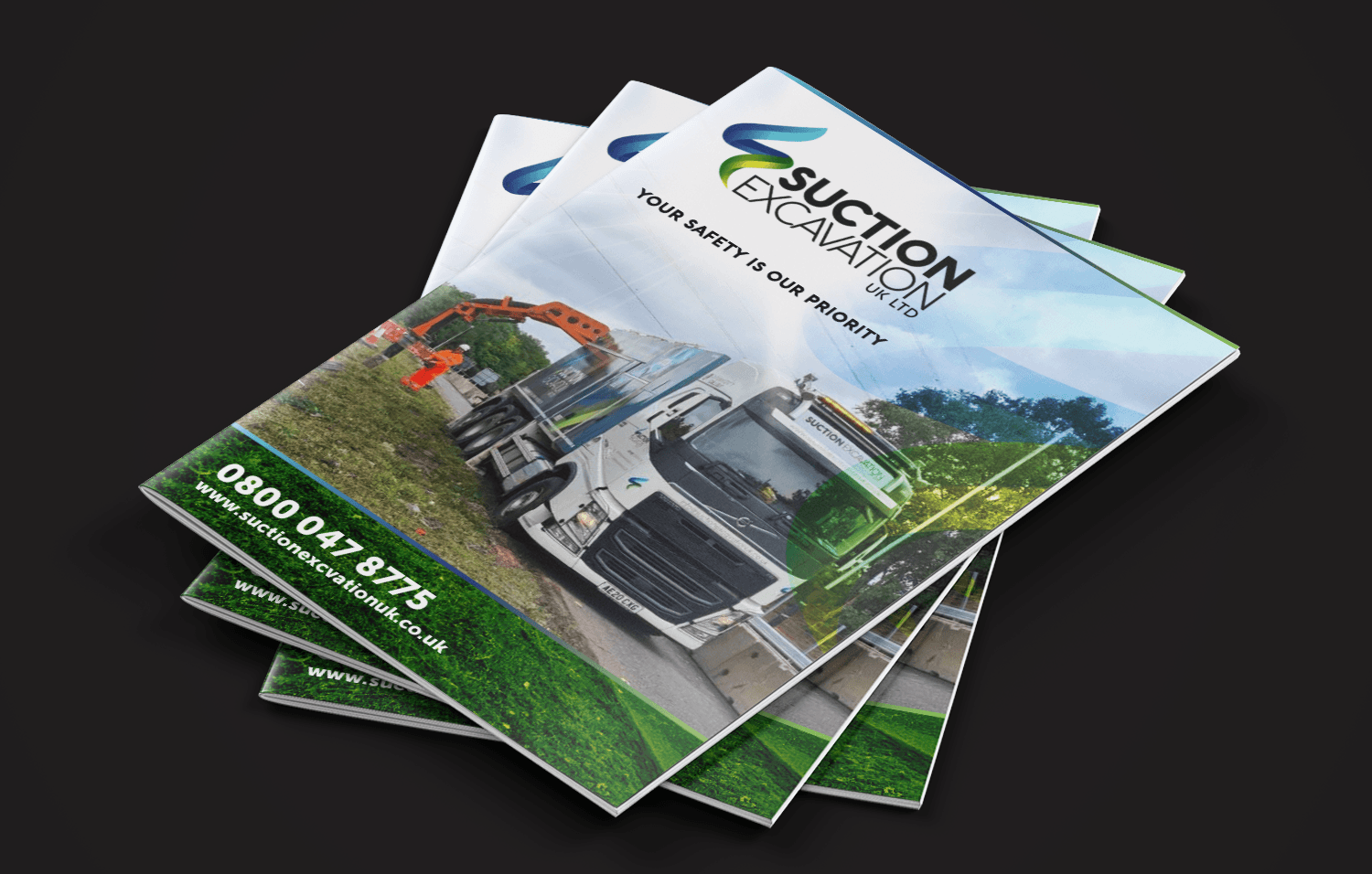 Suction Excavation brochure
