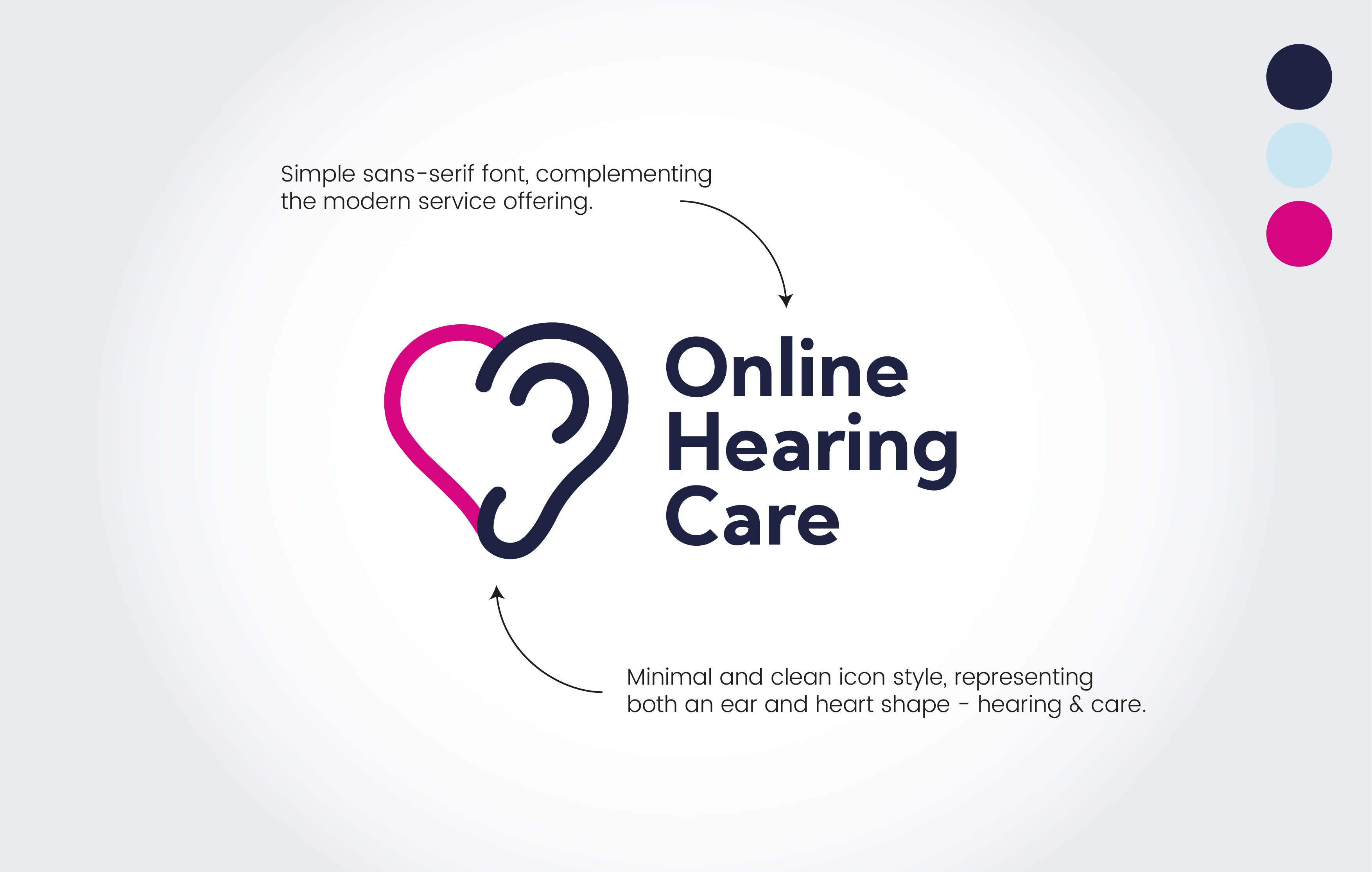online hearing care logo explanation