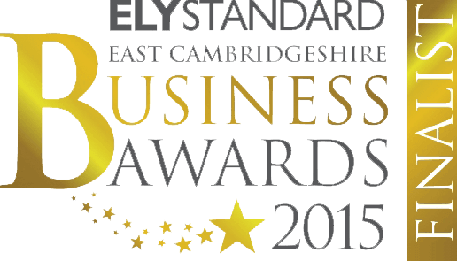 Ely standard east cambridgeshire business awards 2015 Infiniti Graphics design ely Cambridgeshire