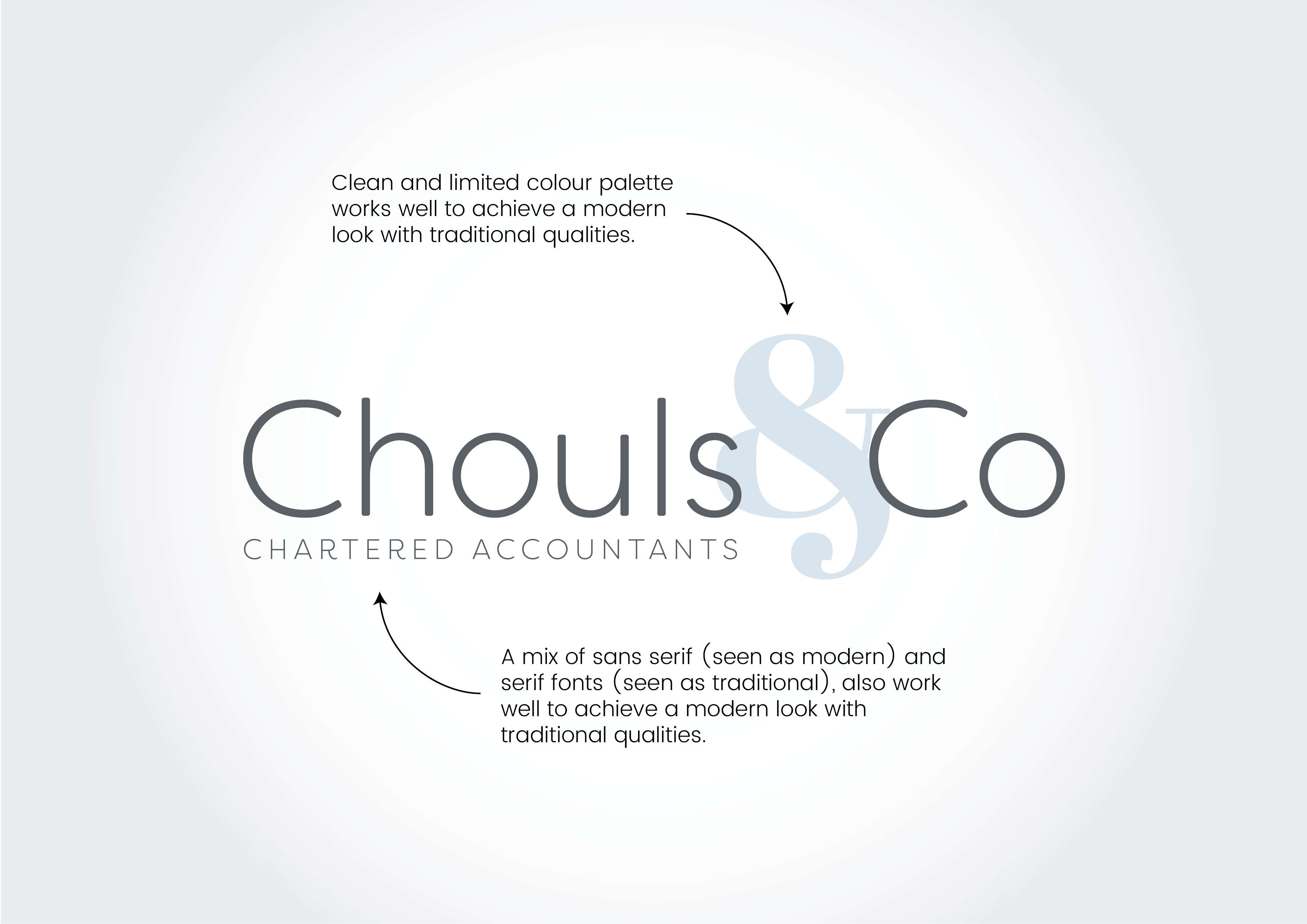 Chouls and co logo explanation