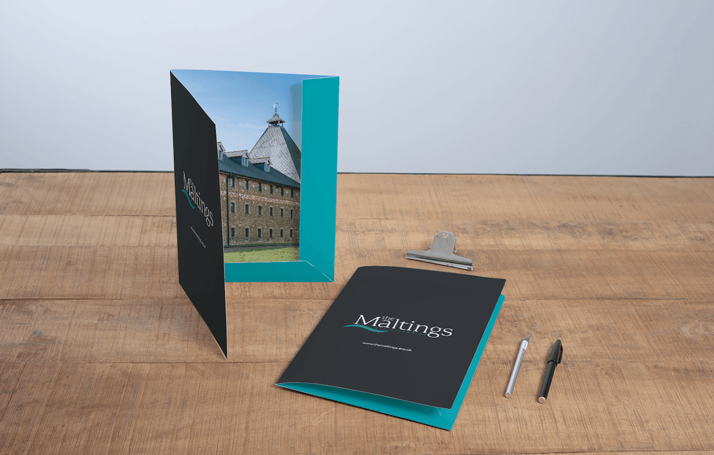 The Maltings ely folder